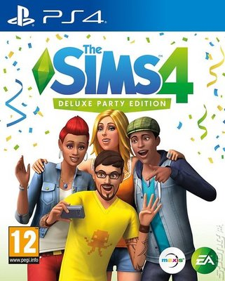 Compare Sony Computer Entertainment new The Sims 4 Deluxe Party Edition PS4 Game in UK
