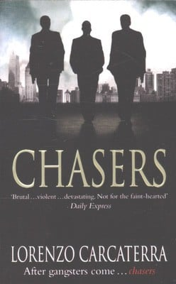Chasers Lorenzo Carcaterra Paperback Softback Musicmagpie Store