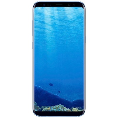 Samsung Galaxy S8+ 64GB Coral Blue Unlocked - Sim-Free Mobile Phone