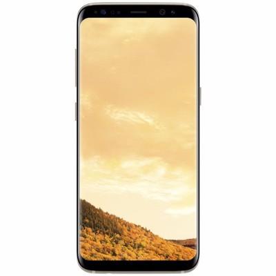 Samsung Galaxy S8+ 64GB Maple Gold Unlocked - Sim-Free Mobile Phone