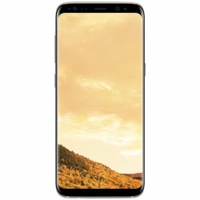Samsung Galaxy S8+ 64GB Maple Gold TESCO - Refurbished / Used