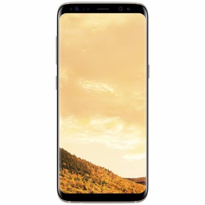 Samsung Galaxy S8+ 64GB Maple Gold EE - Refurbished / Used