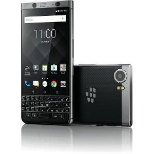 Blackberry Keyone 32GB Black - Silver Unlocked - Sim-Free Mobile Phone