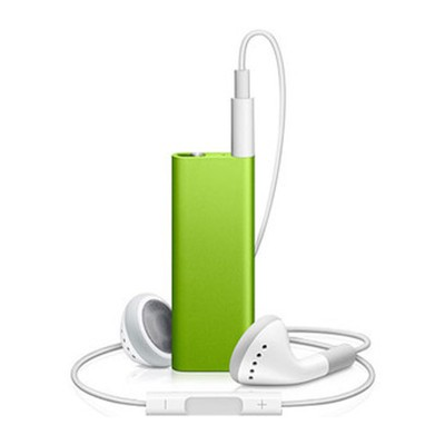 Buy Brand New Apple iPod Shuffle 3rd gen 4GB Green Used/Refurbished