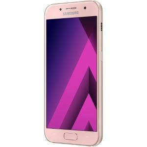 Samsung Galaxy A3 2017 16GB Peach Cloud Unlocked - Sim-Free Mobile Phone