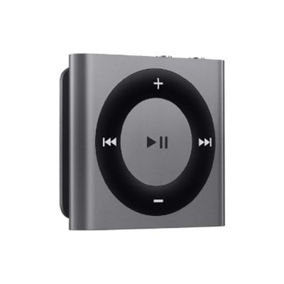 Buy Brand New Apple iPod Shuffle 4th Gen 2GB Space Grey Used/Refurbished