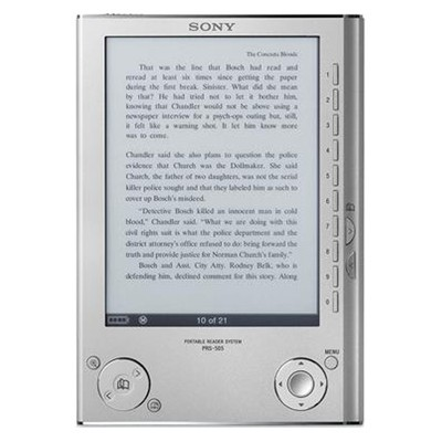 Compare prices for Sony Reader Digital Book PRS-505