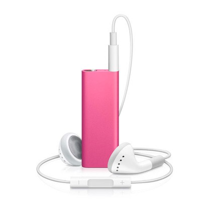 Buy Brand New Apple iPod Shuffle 3rd gen 2GB Pink Used/Refurbished