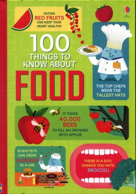 Compare prices for 100 Things to Know about Food by Parko Polo Hardback