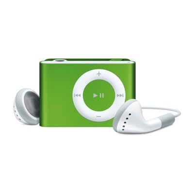 Compare prices with Phone Retailers Comaprison to buy a Apple iPod Shuffle 2nd gen 2GB Green Used/Refurbished