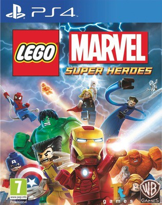 LEGO: Marvel Superheroes 2 PS4 / Blu-Ray - musicMagpie Store