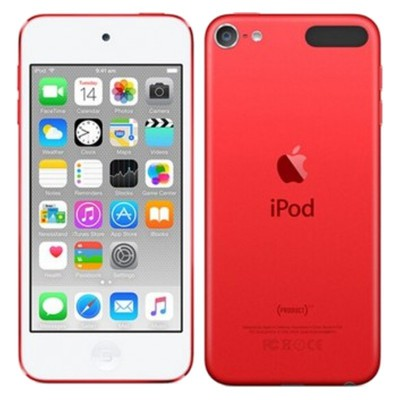 Apple iPod Touch 6th Gen 128GB Red Used/Refurbished cheapest retail price