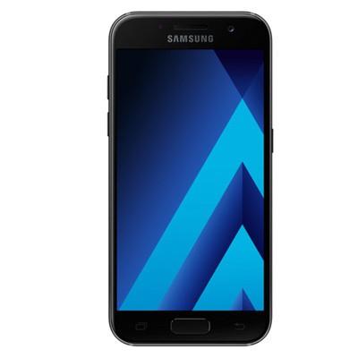 Samsung Galaxy A3 2017 16GB Black Sky Unlocked - Sim-Free Mobile Phone