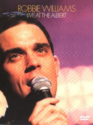 Robbie Williams Live at the Albert - DVD - DVD
