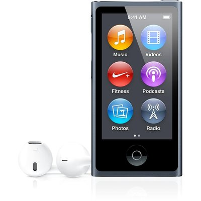 Buy Brand New Apple iPod Nano 7th gen 16GB Space Grey Used/Refurbished