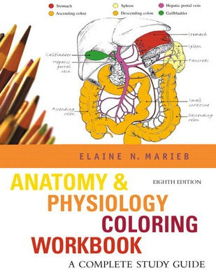 Anatomy Amp Physiology Coloring Workbook