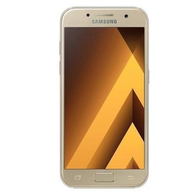 Samsung Galaxy A3 2017 16GB Gold Sand Unlocked - Sim-Free Mobile Phone