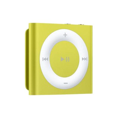 Compare prices with Phone Retailers Comaprison to buy a Apple iPod Shuffle 4th Gen 2GB Yellow Used/Refurbished