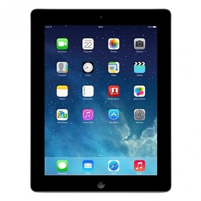 Apple iPad 3 Wi-Fi + 4G 32 GB Black O2 Used/Refurbished cheapest retail price