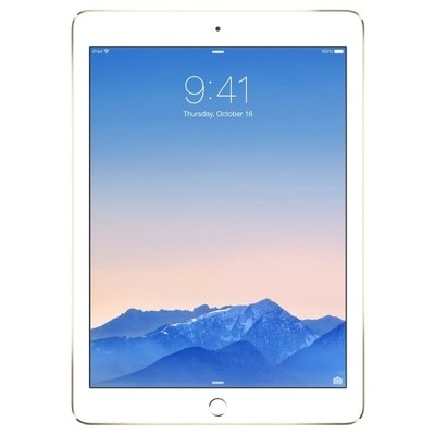 Apple iPad Air 2 Wi-Fi 64Gb Gold Used/Refurbished cheapest retail price