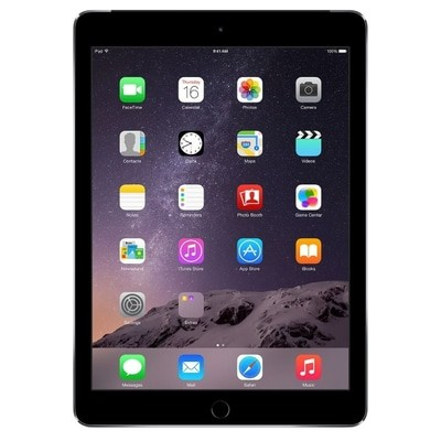 Apple iPad Air 2 Wi-Fi 128GB Space Grey Unlocked Used/Refurbished cheapest retail price