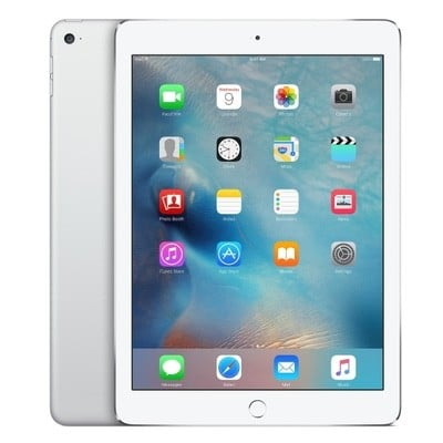 Apple iPad Air Wi-Fi + 4G 128GB Silver EE Used/Refurbished cheapest retail price