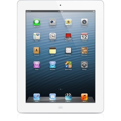 Apple iPad 4 Wi-Fi + 4G 64 GB White 3 Used/Refurbished cheapest retail price