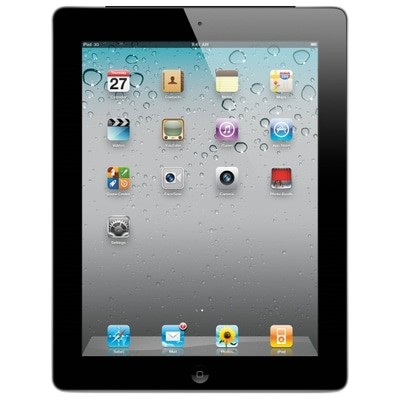Apple iPad 2 Wi-Fi + 3G 64Gb Black O2 Used/Refurbished cheapest retail price