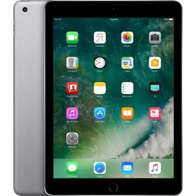 Apple iPad 5th Gen Wi-Fi Only 128GB Space Grey Used/Refurbished cheapest retail price