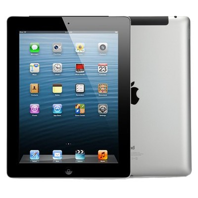 Apple iPad 4 Wi-Fi + 4G 16GB Black VODAFONE Used/Refurbished cheapest retail price