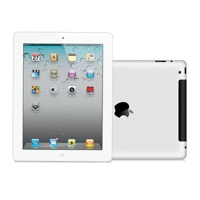Apple iPad 2 Wi-Fi + 3G 64GB White Unlocked Used/Refurbished cheapest retail price