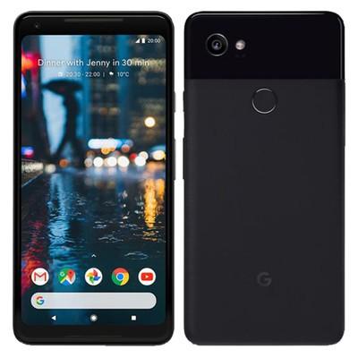 Google Pixel 2 XL 64GB Black Unlocked - Sim-Free Mobile Phone
