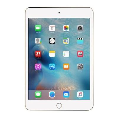 Apple iPad Mini 4 Wi-Fi + 4G (32GB) Gold Unlocked Used/Refurbished cheapest retail price