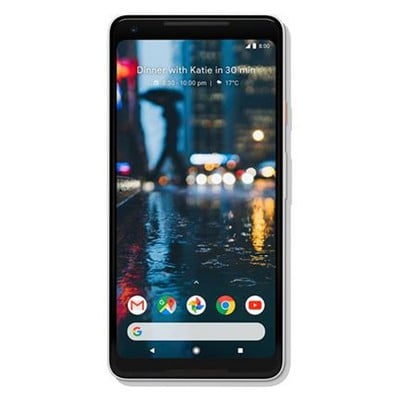 Google Pixel 2 XL 64GB Black & White Unlocked - Sim-Free Mobile Phone