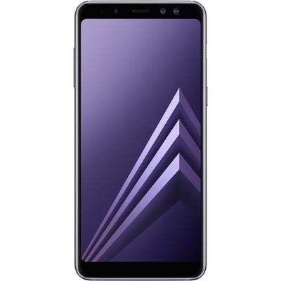 Samsung Galaxy A8 2018 32GB Grey Unlocked - Sim-Free Mobile Phone