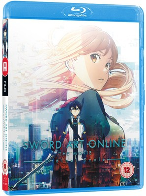 Sword Art Online The Movie Ordinal Scale Blu Ray Normal