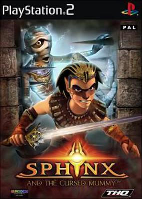Compare Sony Computer Entertainment used Sphinx and the Cursed Mummy PS2 Game in UK