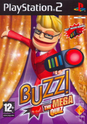 Compare Sony Computer Entertainment used Buzz The Mega Quiz PS2 Game in UK