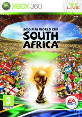 Buy Used 2010 FIFA World Cup South Africa XBOX 360 Game