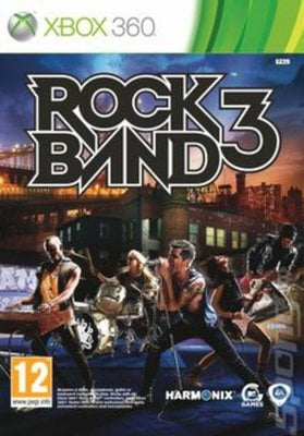 Cheapest price of Rock Band 3 XBOX 360 Game in used is £10.89