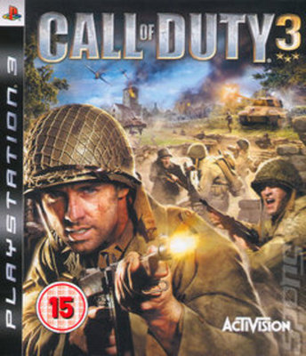 Compare Sony Computer Entertainment used Call of Duty 3 PS3 Game in UK