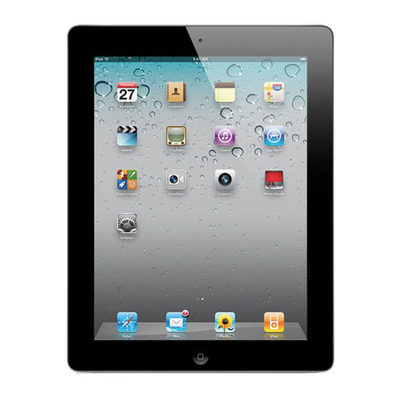 Apple iPad 4 Wi-Fi + 4G 32 GB Black THREE Used/Refurbished cheapest retail price