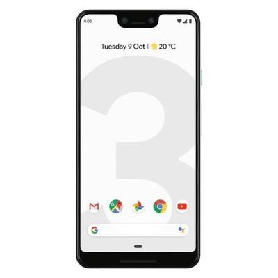 Google Pixel 3 XL 64GB Clearly White Unlocked - Sim-Free Mobile Phone