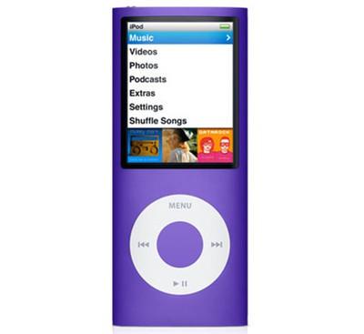 Apple iPod Nano 4th gen 8GB Purple Used/Refurbished cheapest retail price