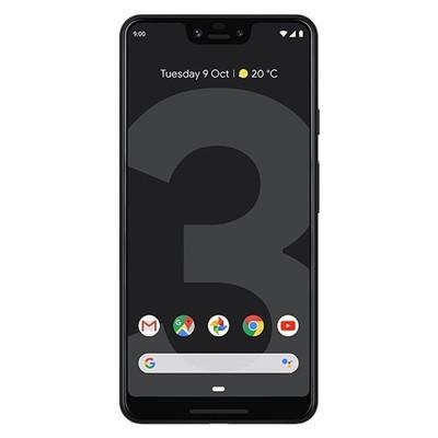 Google Pixel 3 XL 128GB Just Black Unlocked - Sim-Free Mobile Phone