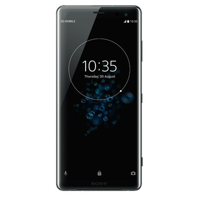 Sony Xperia XZ2 64GB Liquid Black Unlocked - Sim-Free Mobile Phone