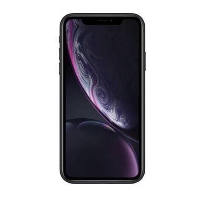 Apple iPhone XR 128GB Black Unlocked - Sim-Free Mobile Phone