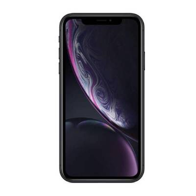 Apple iPhone XR 256GB Black Unlocked - Sim-Free Mobile Phone