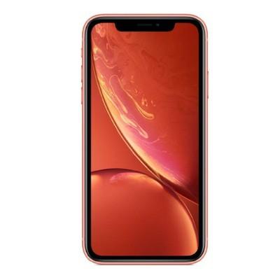 Apple iPhone XR 128GB Coral Unlocked - Sim-Free Mobile Phone