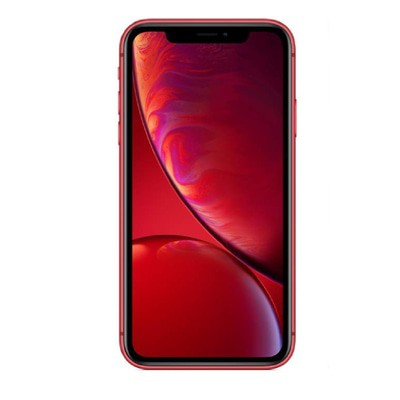 Apple iPhone XR 64GB Red Unlocked - Sim-Free Mobile Phone